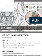 1.1 Genes to Protein, Genetics & Inheritance_PRINT_session_note