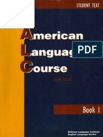 American Language Course Book 1