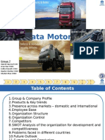 Tata Motors-Fundamentals of International Management