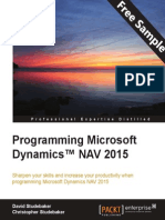 Programming Microsoft Dynamics™ NAV 2015 - Sample Chapter