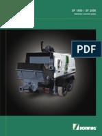 sp-2800 manual