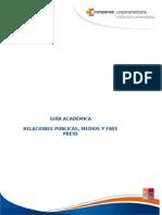 Guía Académica Relaciones Publicas Medios y Free Press 2012