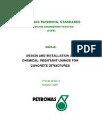 Petronas Technical Standard