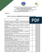 Anexa6-Grila Verificare a Eligibilitatii