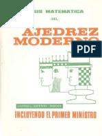 Tesis Matematica Del Ajedrez Moderno