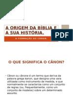 A Origem Da Bíblia e a Sua História EBD 2015