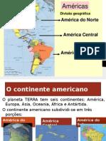 Geografia 5º-Ano o Brasil e América Do Sul
