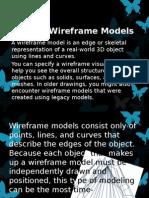 Wireframe Models