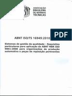 ISO-TS 16949-2010