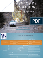 Perforacion a percusion