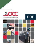 2012 Product Catalog