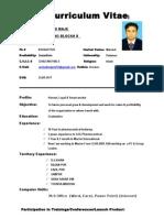 C.V. ARSHAD MAJEED KHAN.doc
