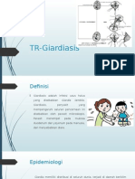 TR Giardiasis