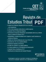 Revista de Estudios TributariosN12
