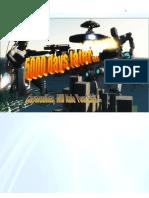 3d Illustrated SIFI Novella, 5000 Days -38pagesDEMO