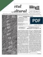 Răsunetul Cultural - august 2015