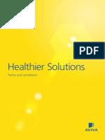 Aviva Health Pack