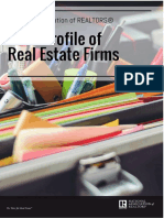 2016 Profile of Real Estate Firms