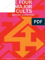 The Four Major Cults - Athony a Hoekema