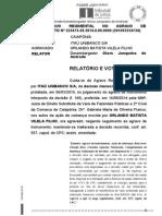 Acórdão TJGO - Revel Citado Por Edital - Cumprimento de Sentença