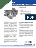Mircom CF135EWT Data Sheet