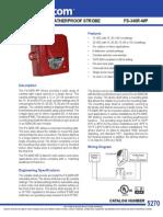 Mircom FS340RWP Data Sheet