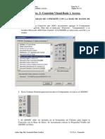 Coneccion Acces y Visual Basic