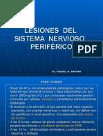 Lesiones Del Sistema Nervioso Periférico