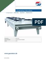 Guentner Manual FM-1462