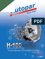 Catalogo Cambio Hr Hyundai