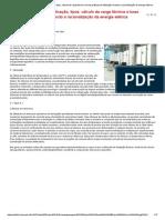 Câmaras Frigoríficas - Aplicação, Tipos, Cálculo Da Carga Térmica e Boas Práticas de Utilização Visando a Racionalização Da Energia Elétrica