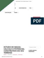 Estudo de Massas_ Calcule o Potencial Construtivo - Terrenos