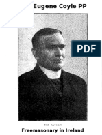 Freemasonary in Ireland - Rev Eugene Coyle (RePub in 1928)