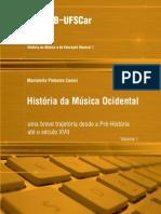 EM HistoriadaMusicaOcidental UmabrevetrajetoriadesdeoseculoXVIIIateosdiasatuaisvl1