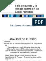 Analisis de puesto - diapositivas.pdf
