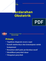 Perdarahn Obstetric