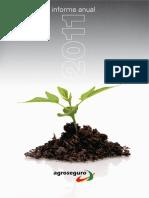 Informe Agroseguro Anual 2011