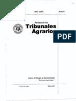 Rev Tribunal Agrario