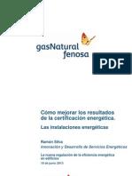 5 12.15 h Sr. Ramón Silva Gas Natural Fenosa