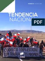 Tendencia Nacional N° 13