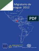Perfil Migratorio Nicaragua 2012