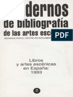 CUADERNOS 1993