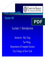 Lecture01 Introduction