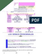 10.5.Funciones de Los Pronombres Personales.verbos Pronominales