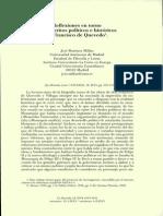 Los Escritos Politicos de Francisco Quevedo
