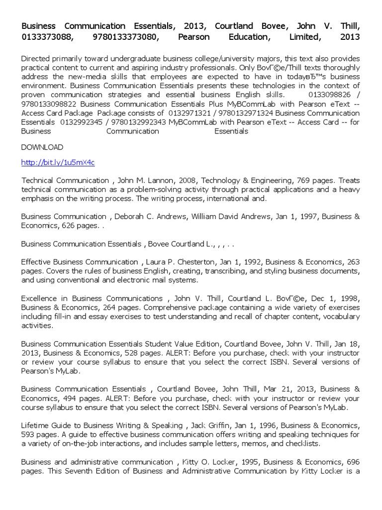 business communication pdf bcom 1
