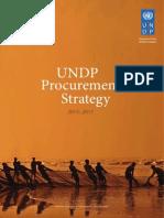 UNDP Procurement Strategy 2015-17
