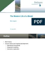 Bert Jagers - The Modern Life of a Model