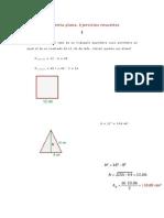 Geometría Plana Maritza
