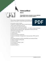 En VTN Demo Release Note